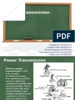 Power Transmission, Overhead Cables & Underground Cables
