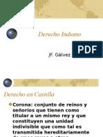 Derecho en Castilla e Indiano