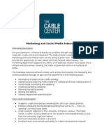 The Cable Center_Marketing Social Media Intern_Spring2015 (1)