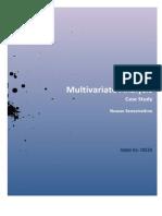 Multivariate Take Home