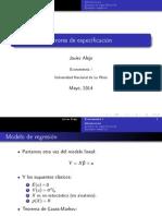 10. Errores de Especificacion