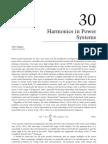 Harmonics in Power Systems
