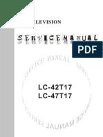 Eye-fi Lc-42t17 Lc-47t17 Service Manual