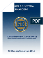 03 Informe a Septiembre 2014 (1) BANGUAT