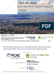 ULI NY-PCAC MTA Capital Program Report
