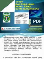 Presentasi Fs Kubar 2013