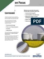 Tank Base Corrosion Leaflet