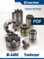 Keyless Bushings