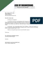 Recommendation Letter Ojt Revised