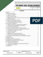 Modelo de Plano da Qualidade para Obras