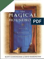Scott Cunningham the Magical Household