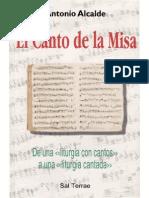 Alcalde Antonio - El Canto de La Misa