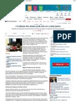 PD - Presidente do Agrupamento de Escolas Afonso de Paiva preocupado com pedido de reforma dos professores