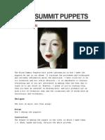 Blind Summit Puppets (Construcción)