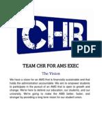 CHR Platform
