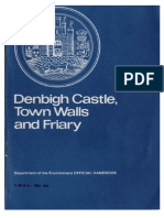Denbigh Castle, Town Walls and Friary