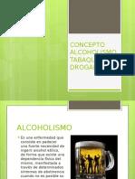 CONCEPTO ALCOHOLISMO