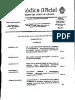 ordenamiento Gómez Palacio