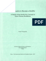 The Resolve to Become a Buddha - A Study of the Bodhicitta Concept in Indo-Tibetan Buddhism