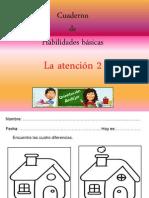 Cuaderno de Habilidades Básicas de Atención 2