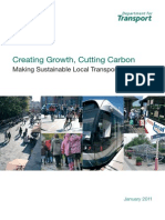 Making Sustainable Local Transport Happen Whitepaper
