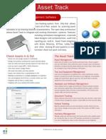 Asset Track Datasheet
