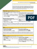 Lista de comprobación para la recogida de datos de fuentes de información en Zotero