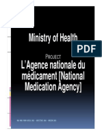 Ministry of Health - Nationale Medication Agency