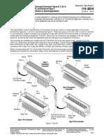 Modulo Conector Tarjeta RSXMM