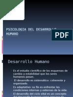 Psicologia Del Desarrollo 1era Clase