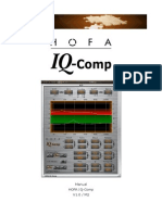 Hofa Iq Comp Manual En