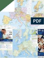 Eurail Map 2015