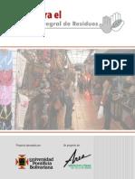 Guía Para El Manejo Integral de Residuos - Subsector de Centros Comerciales