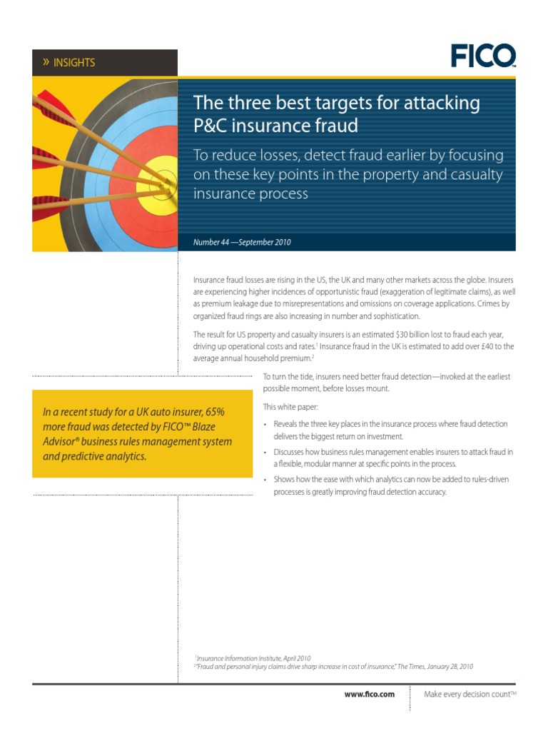 fraud and motives of insurance fraud Insurance fraud data thus are relatively piecemeal, making our  conservatively,  fraud steals $80 billion a year across all lines of insurance  fraud motives.