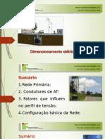Cap 9 - Dimensionamento Elétrico - Rede Primária