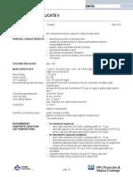 PDS - 7863 - Sigmacap Zinc Silicate II