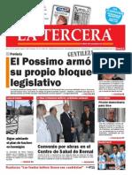 Diario La Tercera 11.02.2015