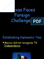 texas faces foreign challenges