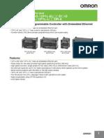 CP1L E Datasheet-En 201212