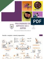 Estudios Artes Visuales