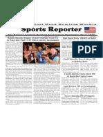 February 11 - 17, 2015 Sports Reporter