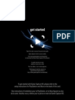 Game Capture HD Quick Start Guide (English/French)