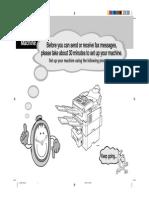 Ricoh 3900 fax setup guide