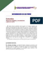 Legislación Laboral Colombia
