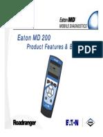 Eaton Handheld Diagnostics