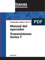 Manual de Transmicion Automatica Allison