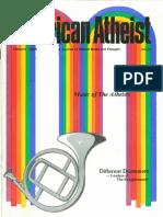 American Atheist Magazine Feb 1985