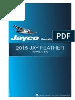 2015 Jayco Jay Feather