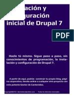 Tutorial Instalación y Configuración Drupal 7