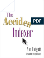 The Accidental Indexer